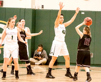 Ladies Basketball vs Glenvar 01-27-2016