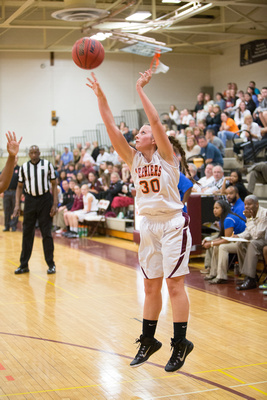 William Byrd Girls Basketball