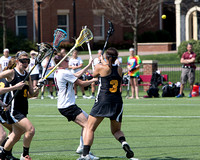 Roanoke College Girls Lacrosse 04-12-14