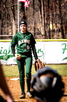 Glenvar JV Softball Pitcher-03-21-15