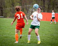 Glenvar vs Byrd Ladies Soccer 04-13-15